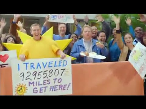 TV Commercial Spot - Jimmy Dean - Hot Lunches - It's Not Just For Breakfast  Anymore - Follow The Sun