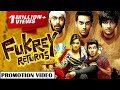 Fukrey Returns (फुकरे रिटर्न्स) 8 December 2017 Bollywood Full Movie Promotion Video - Richa Chadha