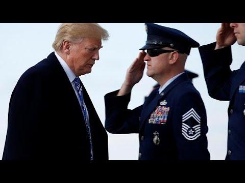 ترامب يوجه ضربة قوية لمساعي المتحولين جنسيا الالتحاق بالجيش  - نشر قبل 4 ساعة