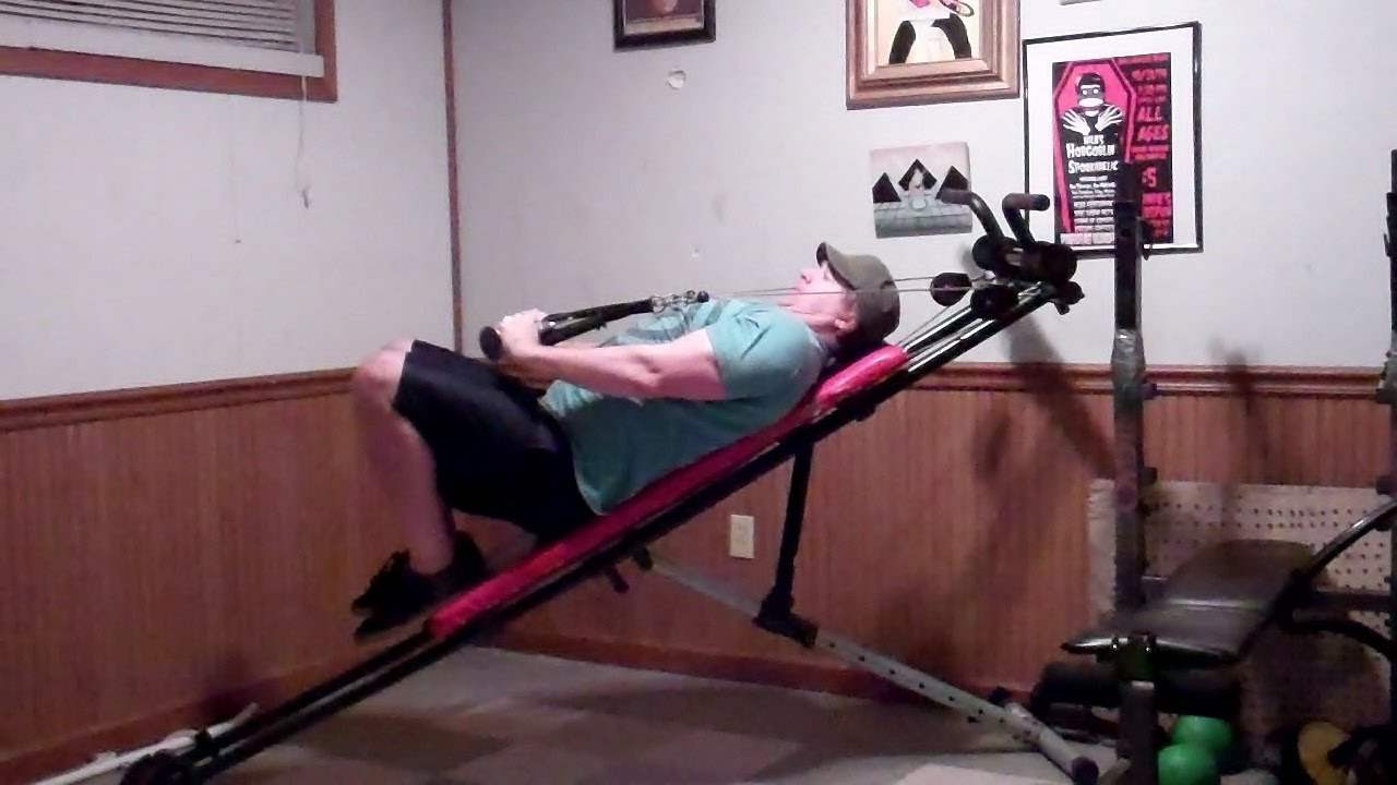 Weider Ultimate Body Works - Triceps