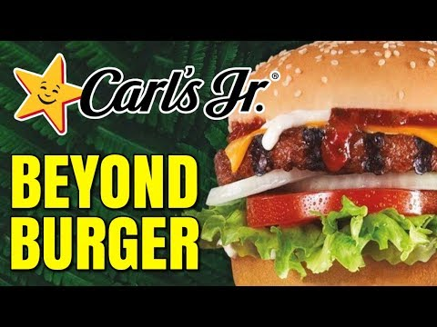 The Carl's Jr. Beyond Burger / Famous Star Burger
