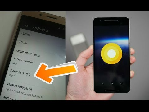 (no root) Install Android O on any android device (with proof)