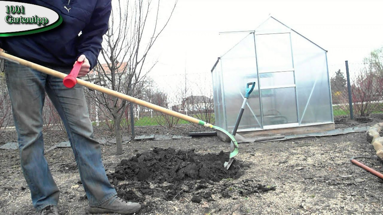 Gartentipp Marz 0313 Auflockern Mit Dem Sauzahn Anstatt Umgraben