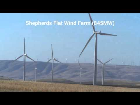 World's Top Largest Wind Farms
