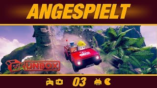 Let's Play ANGESPIELT - Unbox