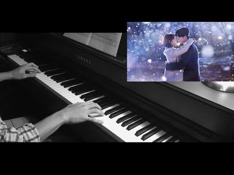 Monogram - Lucid Dream (While You Were Sleeping OST 6) Piano Cover w/ Sheets