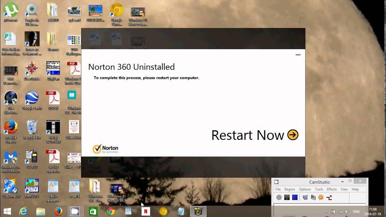 norton antivirus free for windows 8.1