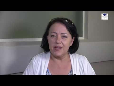 Лечение сколиоза в Израиле в больнице Ихилов - отзыв Светланы Остапенко