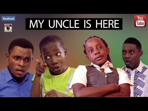 Video (skit): Mark Angel Comedy - My Uncle Is Here (Episode 99) [Starr. Mark Angel, Emmanuella, AY & Mitchel]