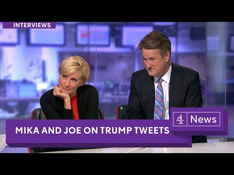 'He packed 5 lies into 140 characters': Morning Joe hosts on Trump