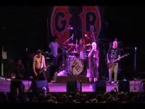 "Good Riddance - ""Remain In Memory"" show (2007)"