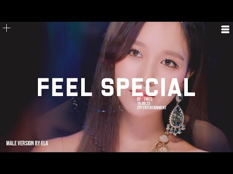 MALE VERSION | TWICE - Feel Special