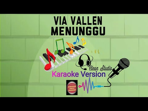 #karaoke-via-vallen---menunggu-|-karaoke-unik