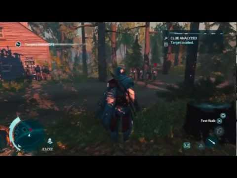 Assassin's Creed 3 - Benedict Arnold DLC Part 1: Traitor In Our Midst [PS3 Exclusive Content]
