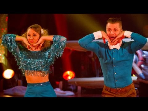 Kimberley Dances to 'Those Magnificent Men In Their Flying Machines' - Strictly Come Dancing - BBC