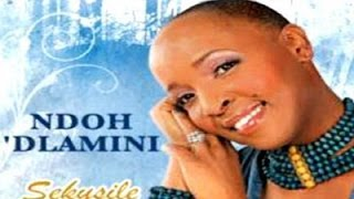 Ndoh Dlamini kicked off her musical career as a backing singer