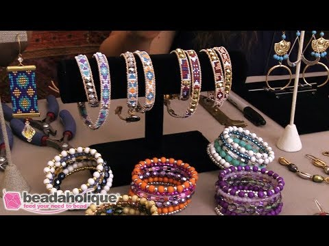Beadaholique Live Class: Summer Jewelry Trends