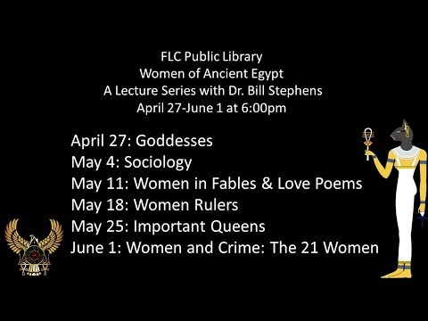 Women of Ancient Egypt - Women and Crime