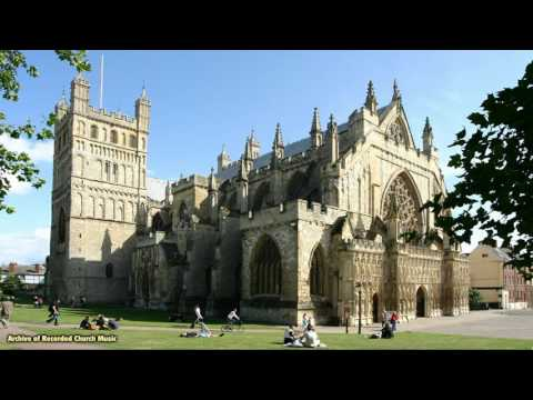 BBC Choral Evensong: Exeter Cathedral 1994 (Paul Morgan)