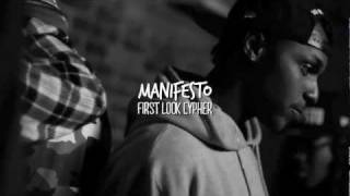 Manifesto - First Look Cypher | Church Chizzle, pHoenix Pagliacci, Jelly Too Fly, Elmnt,  & Fresco P