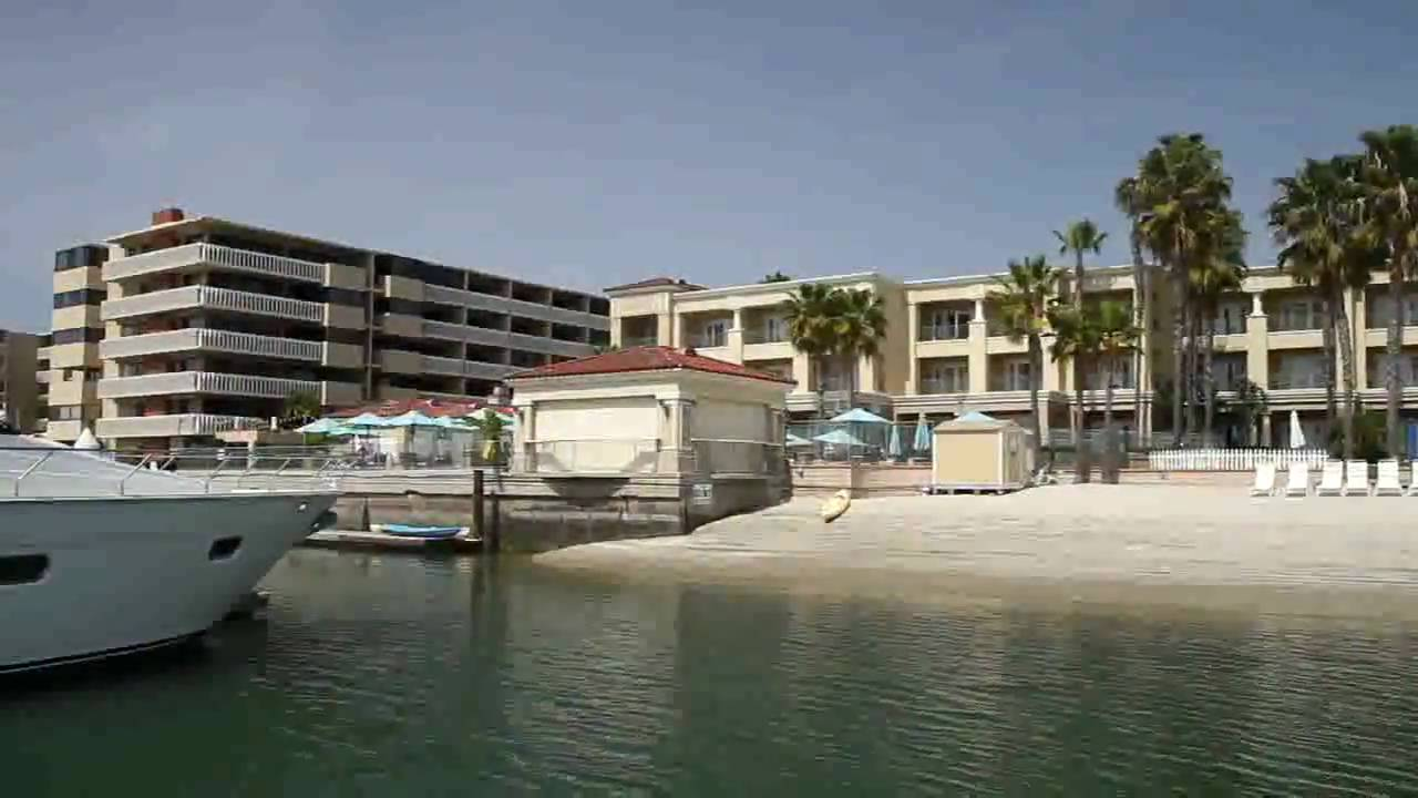 The balboa bay club resort youtube for Balboa bay resort