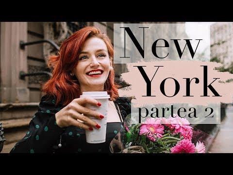 Vlog De Calatorie: New York (partea 2 - Central Park, Top Of The Rock, MET, Times Square) ❤️