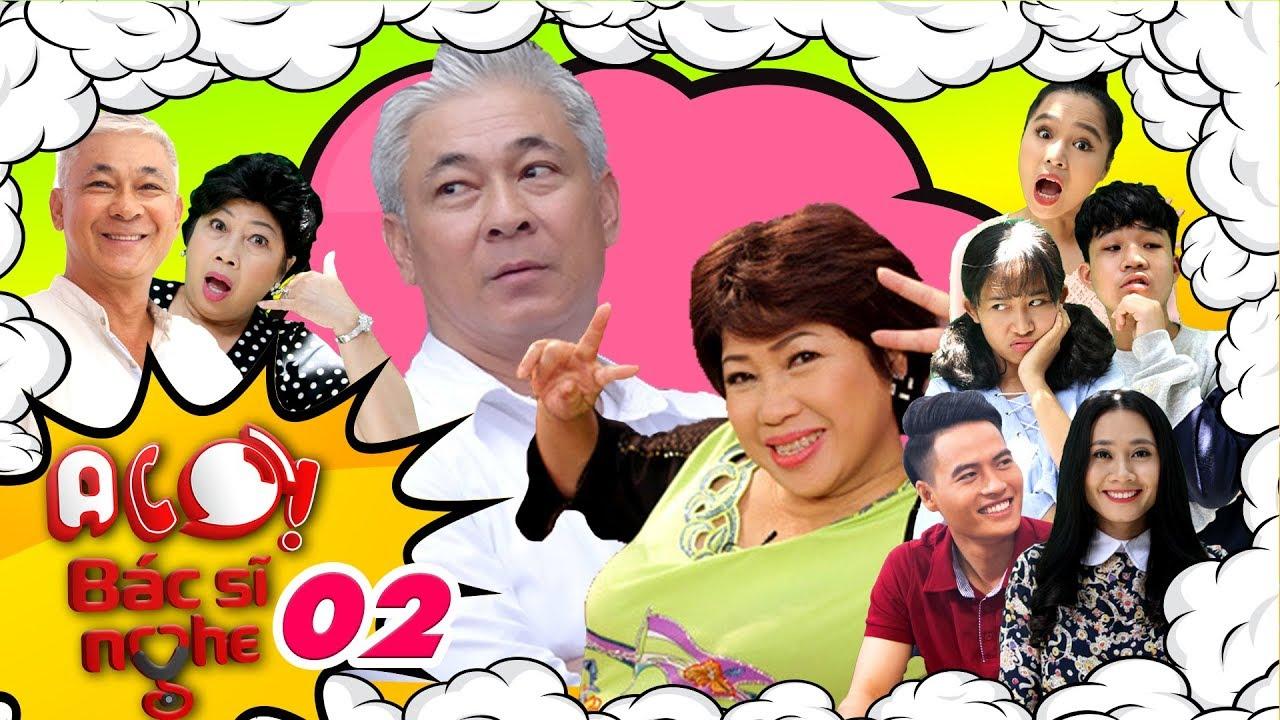 ALÔ BÁC SĨ NGHE #2 FULL | Phi Phụng ngất xỉu vì ăn chay - Tùng Yuki không biết vì sao mất ngủ?