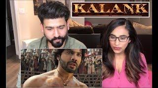 Kalank Teaser Reaction   Sanjay, Madhuri,Varun,Alia,Sonakshi,Aditya   RajDeepLive