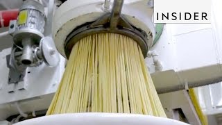 Watch Pasta Get Made At This Italian Pasta Shop