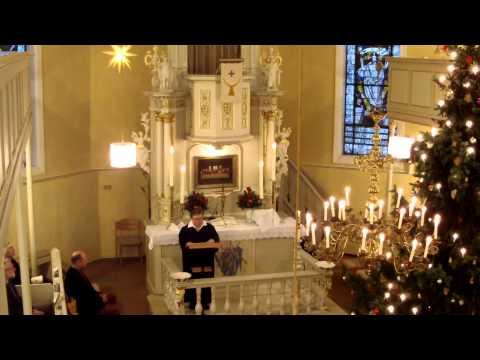 Gottesdienst Am 1. Weihnachtstag 2014 In Suderburg - Teil 1