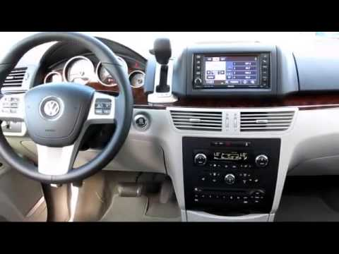 2013 Volkswagen Routan Sel Premium Minivan