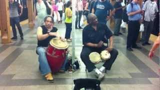 Subway Series: Hot Hand Drumming