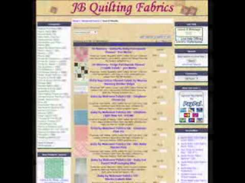 JB Quilting Fabrics