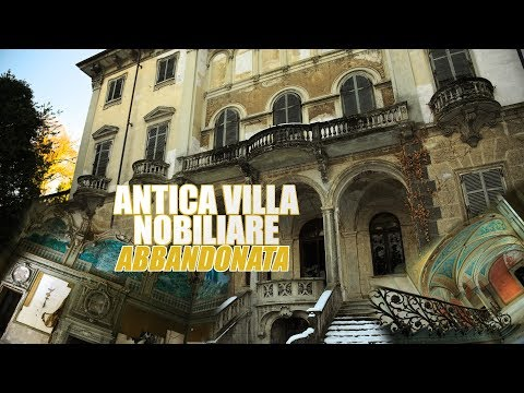Abandoned noble villa from YouTube · Duration:  12 minutes 40 seconds