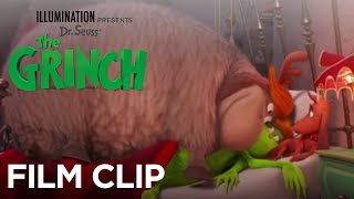 The Grinch | Fred & Max Jump In | Film Clip | 1/22 on Digital, 2/5 on 4K, Blu-ray & DVD