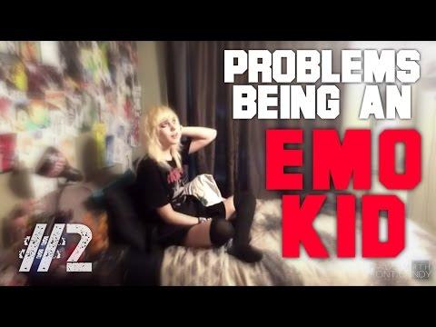 Problems Being an Emo Kid #2 || Emii Sekai