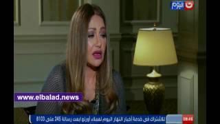 ليلى علوي تطالب بالحفاظ على تراث مصر..فيديو