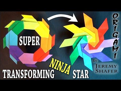 Super Transforming Ninja Star