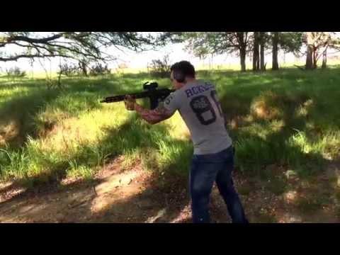 Daniel Defense M4-V11 Reliability Test