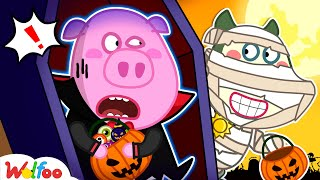 Hello, Trick or Treat? - Wolfoo Plays Hide and Seek on Halloween Night for Kids | Wolfoo Channel