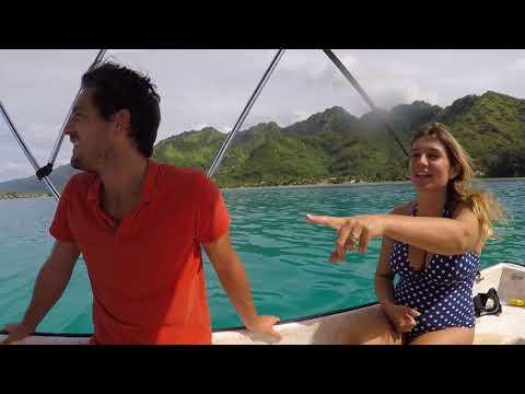 Tahiti - Fakarava - Moorea