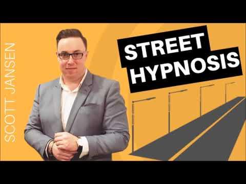 Street Hypnosis PT 2 [ Tutorial 2018 ]