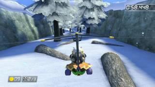 Mount Wario - 1:40.250 - ダ (Mario Kart 8 World Record)