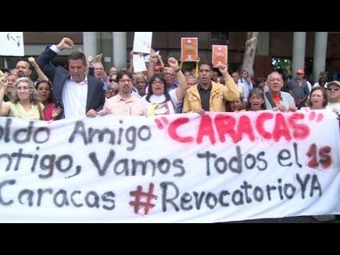 Leopoldo López escucha ratificación de condena, que aún apelará