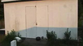 Dumbass shed door repair