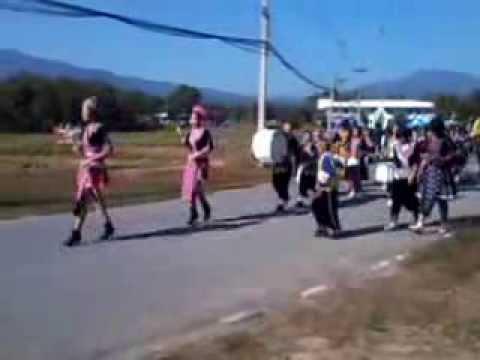 ปีใหม่ม้ง ๒๕๕๗ แม่ริม เชียงใหม่ Hmong New Year 2014 Chiang Mai Thailand