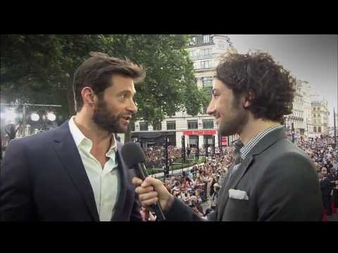 The Wolverine: Hugh Jackman Interview & Special Message at UK Premiere