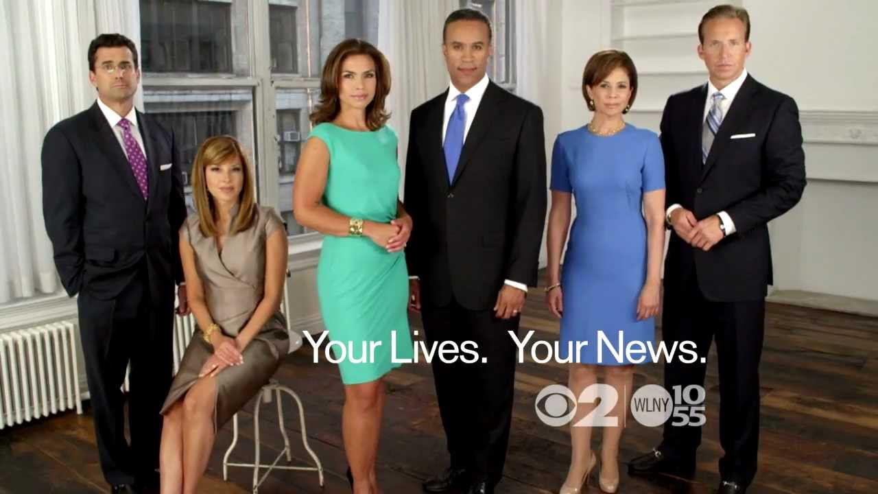 Wcbs Your Anchorsnew Yorks Anchors Promo