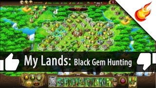 my Lands Black Gem Hunting - RAW Gameplay 2 Steam version