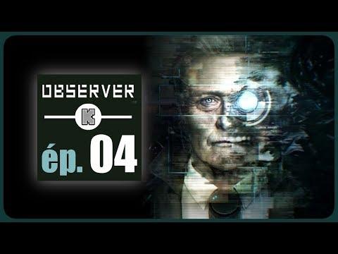 [FR] Let's play Observer ép 4 – Sur les traces de HN